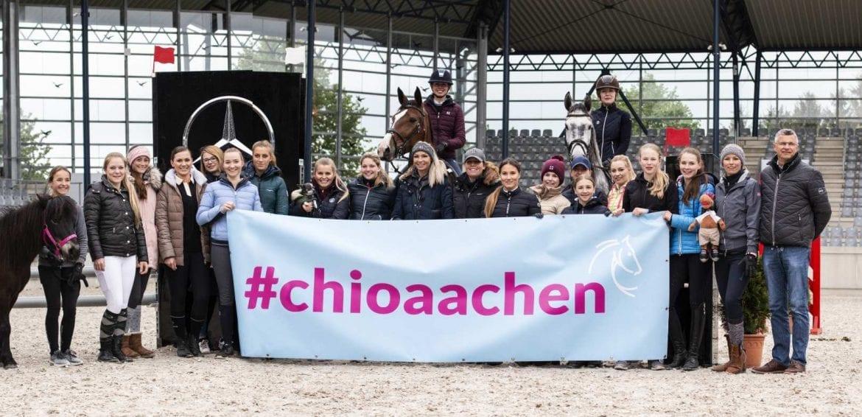 (Foto: CHIO Aachen/ Franziska Sack)