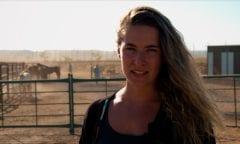 Magie der Wildpferde Regisseurin Lobig (Pressefoto)