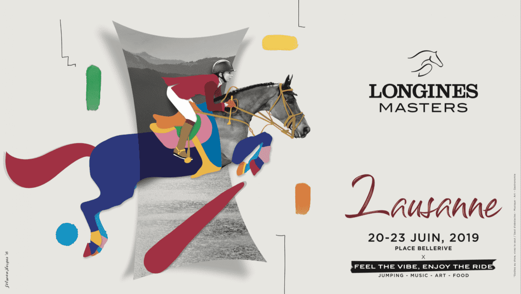 FINAL STRETCH BEFORE THE LONGINES MASTERS OF LAUSANNE