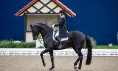 PAPE Susan (GER), Harmony's Don Noblesse Hagen - Horses and Dreams 2019 Grand Prix de Dressage CDI4* Special Tour 27. April 2019 © www.sportfotos-lafrentz.de/Stefan Lafrentz