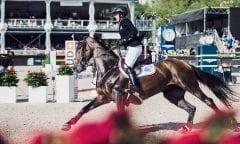 Gudrun Patteet und SeaCoast pebbels (c) EEM/ Longines Rider Masters
