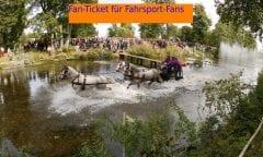 Erstmalig gibt es ein Fan-Ticket für Fahrsport-Fans! Foto: Stefan Lafrentz