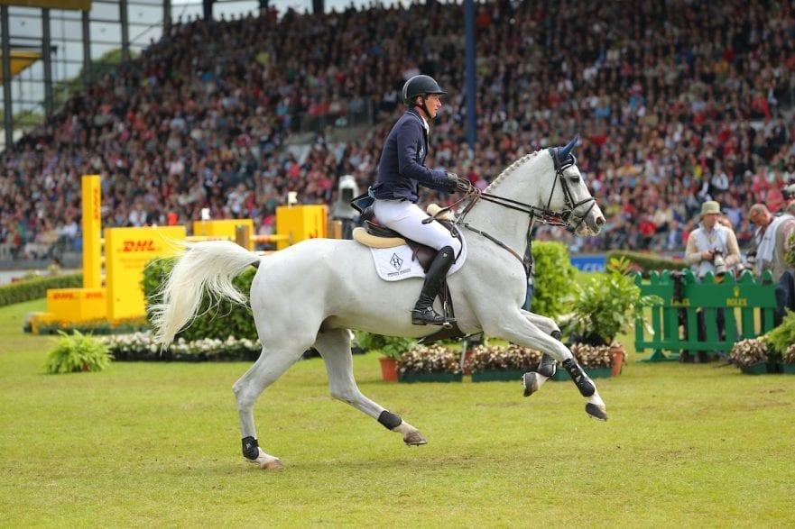 Deusser, Daniel, Cornet d´Amour Aachen - CHIO Großer Preis © www.sportfotos-lafrentz.de/ Stefan Lafrentz