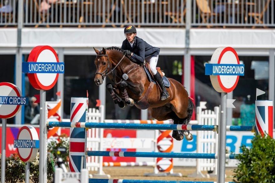 Archivbild. AHLMANN Hannes (GER), Nerrado Mannheim - Maimarkt Turnier 2019. Foto © www.sportfotos-lafrentz.de/Stefan Lafrentz