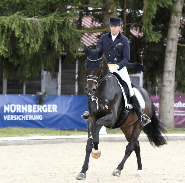 Thomas Wagner gewinnt die Qualifikation für den Nürnberger Burg-Pokal in Bettenrode (Foto: Maximilian Schreiner)