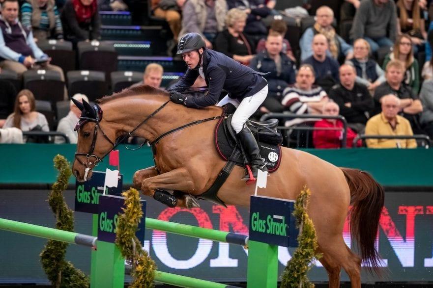 DREHER Hans-Dieter (GER), Prinz Leipzig - Partner Pferd 2019 Championat von Leipzig 19. Januar 2019 © www.sportfotos-lafrentz.de/Stefan Lafrentz