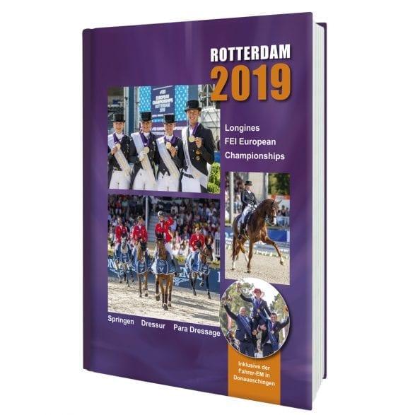 Die EM Rotterdam – eingefangen in einem einzigartigen Buch