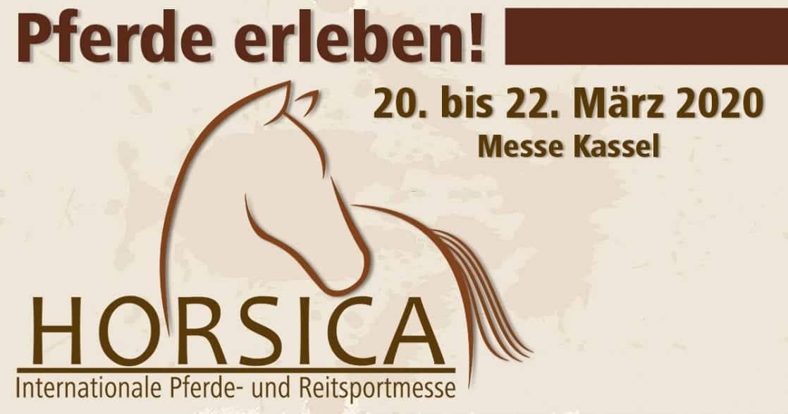 Haben Sie schon einen Stand? Jetzt noch dabei sein: HORSICA 2020 in Kassel