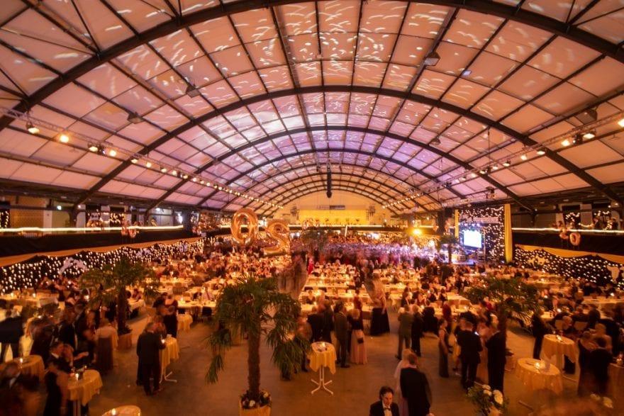 Der Ball der Pferdefreunde ist ein Spitzenereignis in den Holstenhallen Neumünster am 18. Januar 2020. (Foto:Ostseefotograf.de)