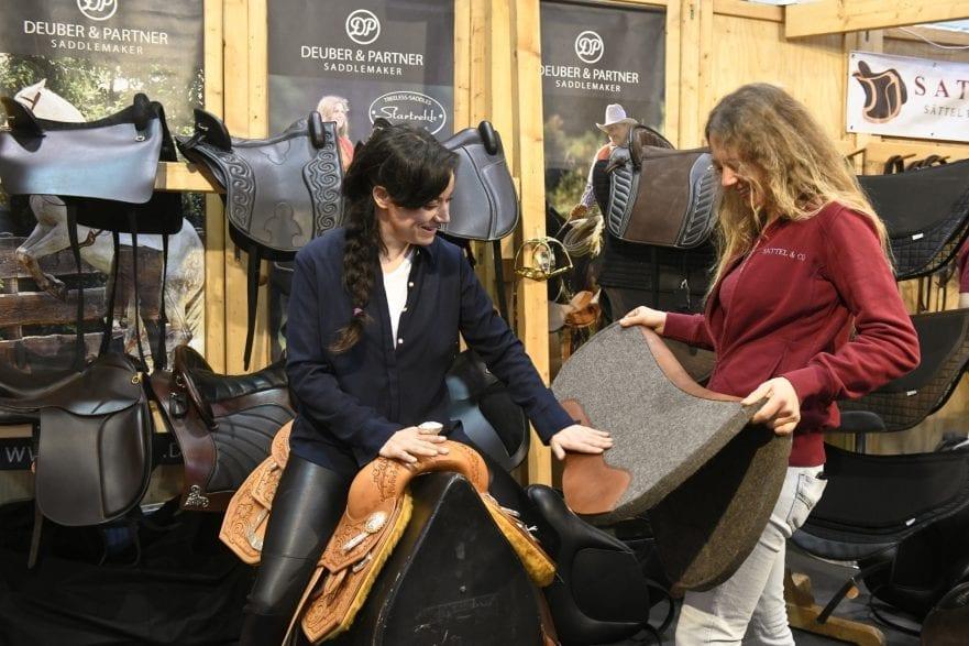 Hansepferd (©Hamburg Messe und Congress / Katrin Neuhauser)