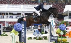 Beijing Masters: Team International wins the team jumping competition
