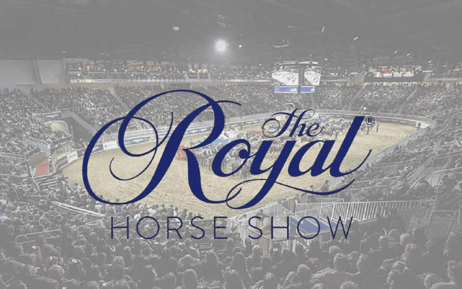 'Old Times' Traditions Preserved at Toronto's Royal Horse Show