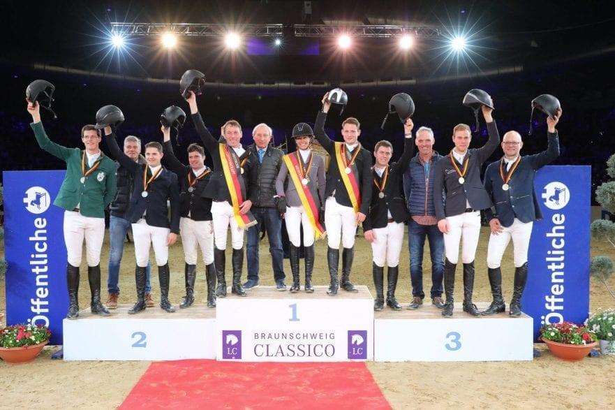 Deutsche Meisterschaft der Landesverbände für die Mannschaften - ein begehrter Titel! Foto: Andreas Pantel - info@acp-fotografie-pantel.de
