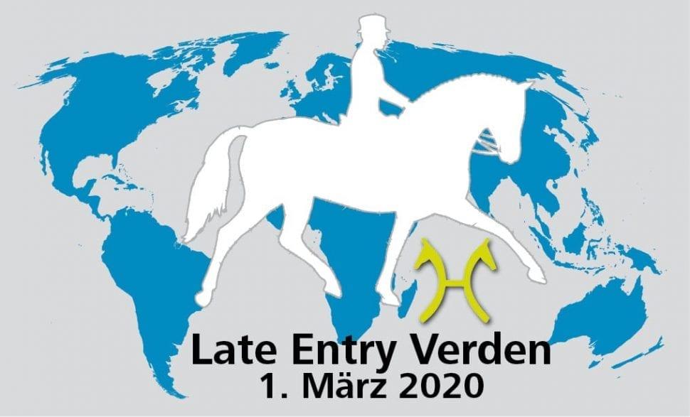 Logo Late Entry Verden 2020