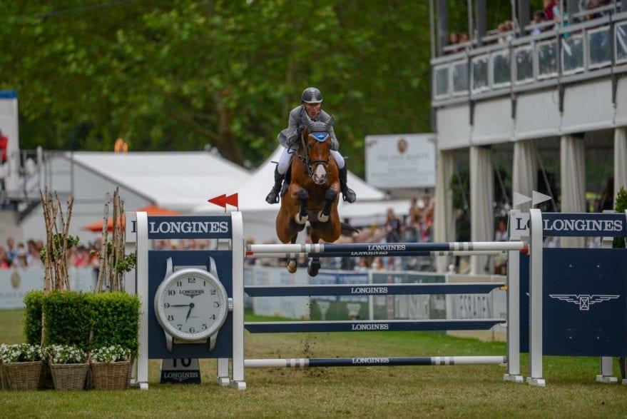 In diesem Jahr werden leider keine Pferde über die Hindernisse im Schlosspark 'fliegen', aber Pfingsten 2021 kommt bestimmt!  Foto: Tom's Pic