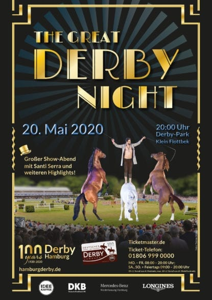 Plakat The Great Derby Night