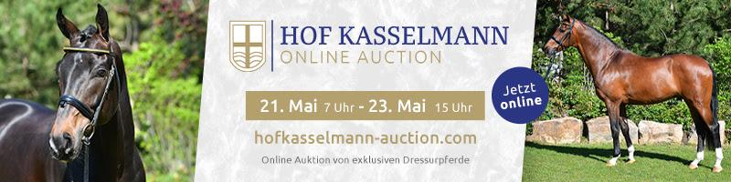 Button Hof Kasselmann Online-Auktion