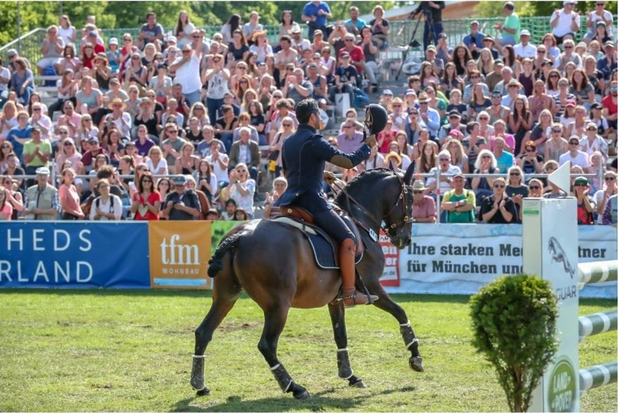 Pferd International lockt nur virtuell (Foto: Petra Hapke)