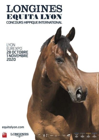 Plakat Equita Lyon