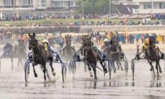 Wattrennen in Cuxhaven