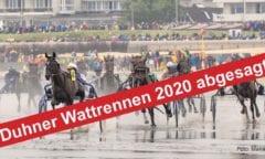 Duhner Wattrennen abgesagt (Bild: Veranstalter)