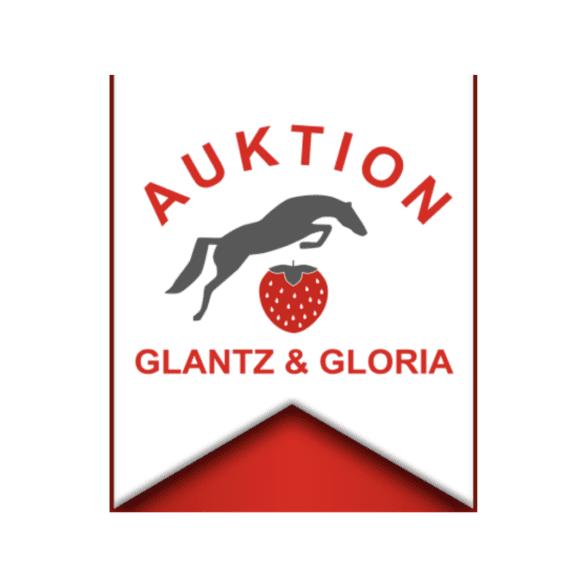 LOGO GLANTZ UND GLORIA AUKTION