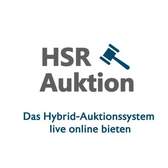 LOGO HSR AUKTION