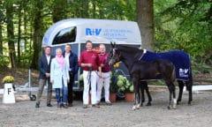 39 Fohlen des Jahrgangs 2020 konkurrieren beim Landesfohlenchampionat in Bad Segeberg um die Titel und hochwertige Ehrenpreise. (Foto: Janne Bugtrup)