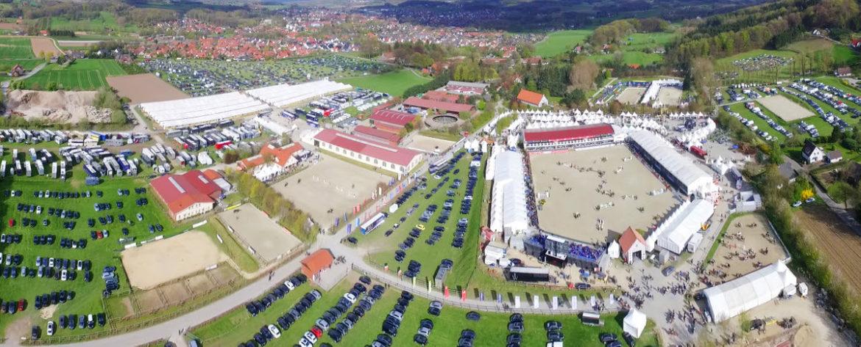 FEI Europameisterschaft Dressur 2021 auf dem Hof Kasselmann