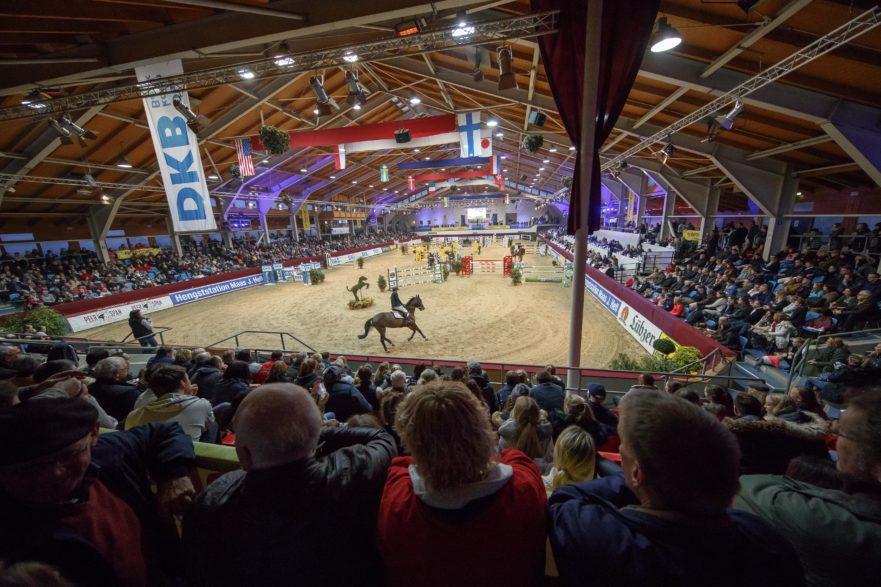 Kein CSI Neustadt-Dosse 2021 ganz ohne Zuschauer. Das internationale Turnier findet erst 2022 wieder statt. (Foto: Stefan Lafrentz)