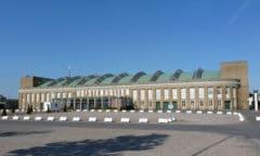 Blick auf die Holstenhallen in Neumünster (Foto: PST Marketing)