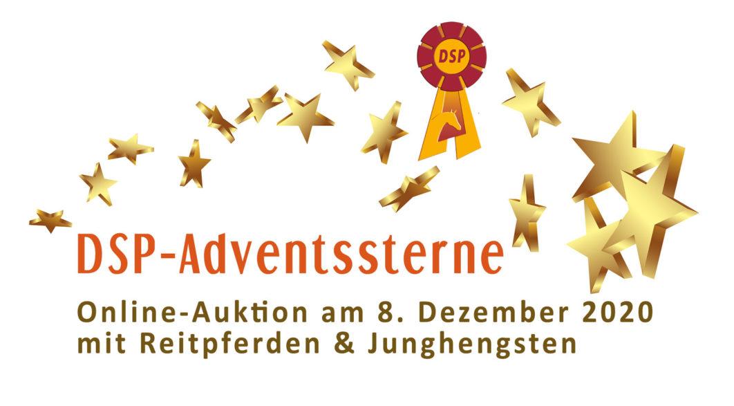 Das Logo der DSP-Adventssterne-Auktion
