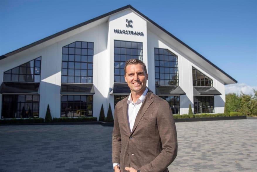 Andreas Helgstrand Foto- Helgstrand Dressages