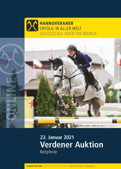 Der Katalog für die Januar-Auktion.
