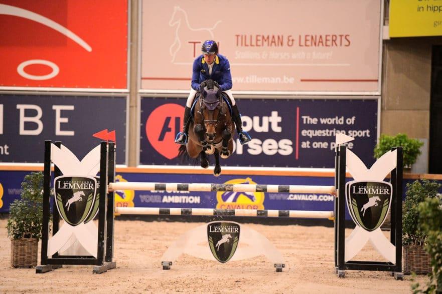 Dourkhan Hero Z - ein Hengst, der Züchter und seinen Reiter Christian Ahlmann begeistert                                                                                                        Foto: @pegasus Photo Creations
