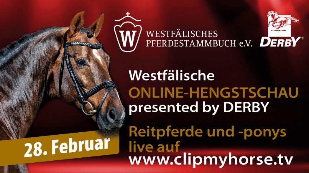 Online-Hengstschau by DERBY
