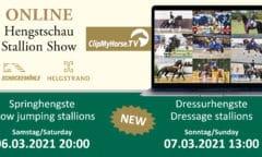 Online-Hengstschau Paul Schockemöhle und Andreas Helgstrand