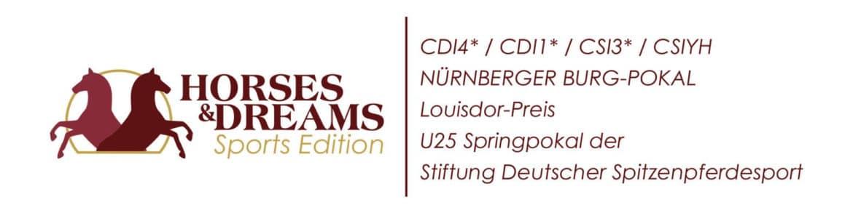 Logo Horses and Dreams Sport Edition