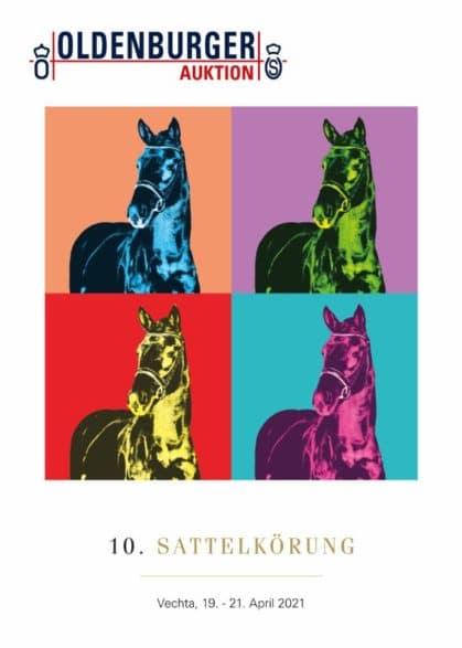 Oldenburger Sattelkörung: Kollektion online