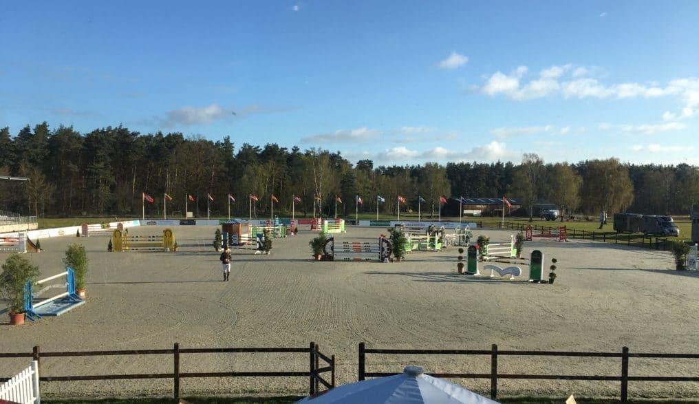 Bereits am Osterwochenende wurde in Westergellersen Turniersport ermöglicht - ohne Zuschauer und mit strengen Hygieneauflagen. (Foto: Roggenbuck)