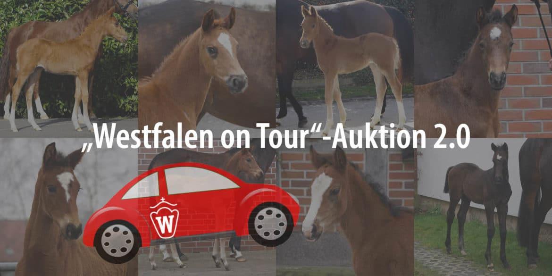 Werbebild Westfalen on Tour 2.0