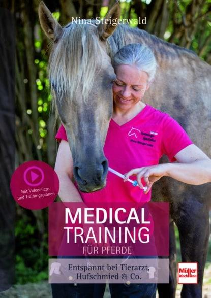 Buch Medical Training für Pferde