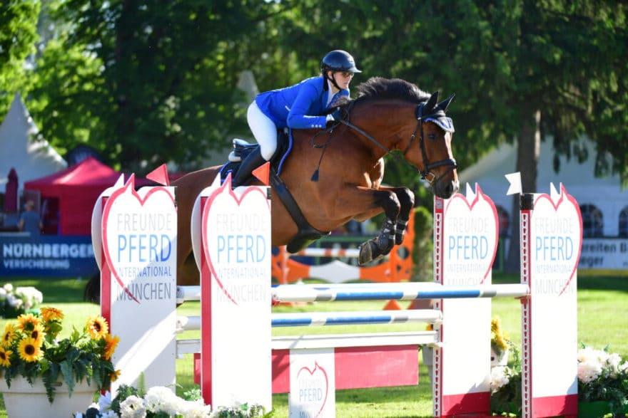 Die Pferd International München ist 2021 das erste Turnier Bayerns, bei dem Amateure starten dürfen. Foto: gr. Feldhaus
