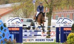 REDEFIN - Pferdefestival 2021  VOGEL Richard (GER), Ride Smart Never Walk Alone Championat des Landes Mecklenburg-Vorpommern