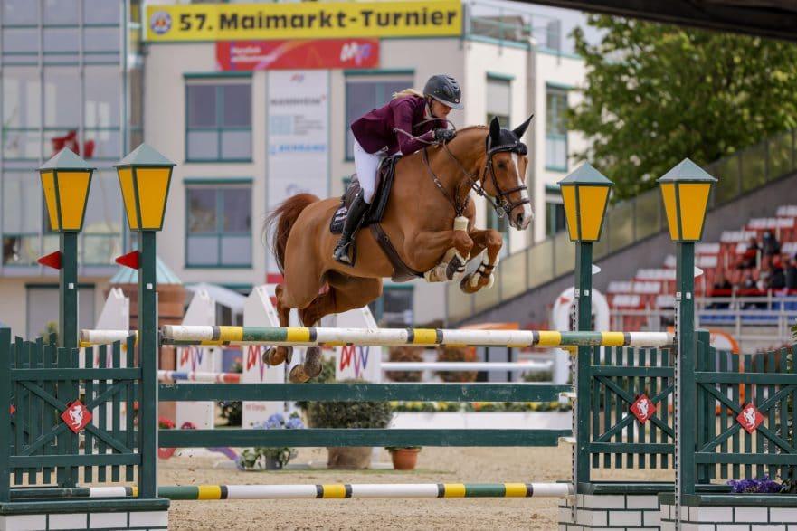 Siegerin Hannah Schleef (Foto: Sportfotos-Lafrentz.de)