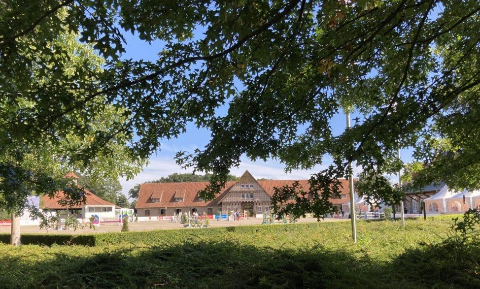 Die gesamte Anlage des Gutes Einhaus wird für das 2. CSI in Herzlake am kommenden Wochenende geöffnet. (Foto: ESCON-Marketing)