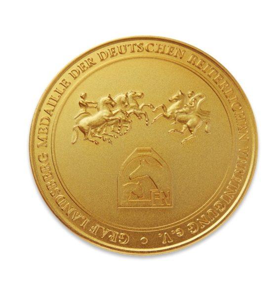 Graf von Landsberg-Medaille