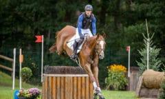 Hannoveraner Championesse der sechsjährigen Geländepferde: Peppermint Patty mit Stephan Dubsky (hier beim Bundeschampionat 2020). Foto: Hannoveraner Verband/Archiv/Lafrentz