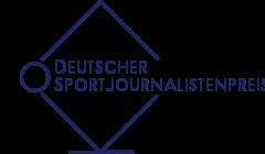 Logo Deutscher Sportjournalistenpreis
