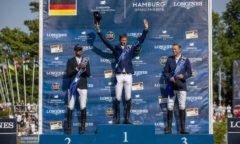 Longines Global Champions Tour of Hamburg vom 26.-29. August 2021 in Hamburg Klein Flottbek. Foto: Sportfotos-Lafrentz.de